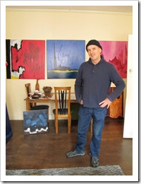 self portrait of john fitzgerald