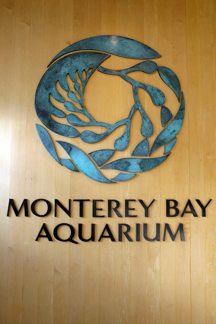 The Monterey Bay Aquarium California.