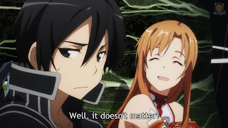 Sword Art Online Episode 9 Screenshot 6