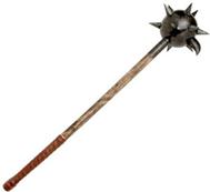 maza de guerra mazas martillos maza mangual armando guerra escribir fantasia escritor