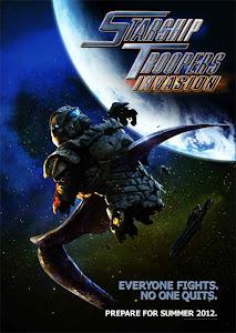 Xâm Chiếm Tàu Không Gian - Nhện Khổng Lồ 4 - Starship Troopers Invasion poster