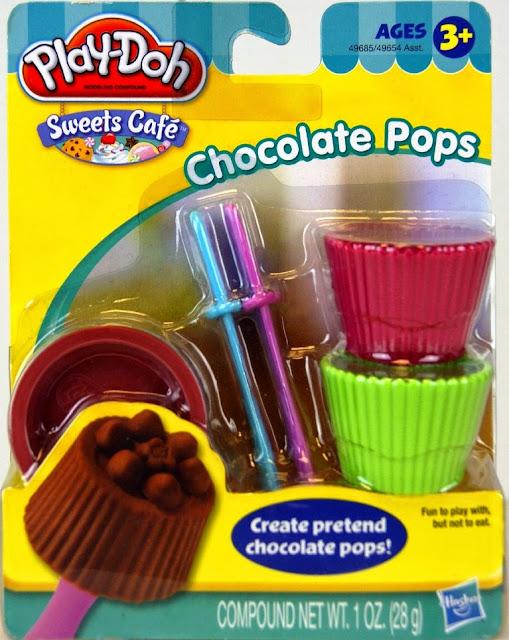 Đồ chơi Làm bánh Chocolate bằng bột nặn Play-Doh