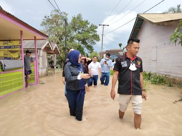 Mila Karmila; Perusahaan Tambang Penyebab Banjir Harus Ditindak Tegas