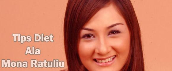 Cara Diet Mayo 13 Hari Ala Mona Ratuliu