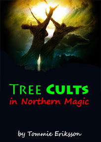 Cover of Tommie Eriksson's Book Tree Cults in Northern Magic