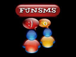 funsms1 Free Download Application Fun SMS: SMS with emoticons and sound effects in mobile Java