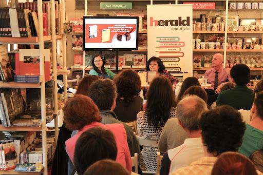Lansarea cartilor 'Mindfulness pe intelesul tuturor' si 'Ganduri fara ganditor' editura Herald