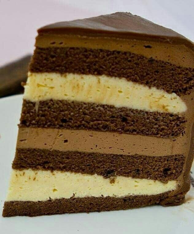 Resepi : CHOCOLATE INDULGENCE CAKE