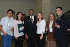 Integrantes da RENAS no Seminário sobre Filantropia, em junho de 2008, em Belo Horizonte (MG).