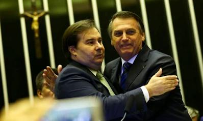 A articulação para Rodrigo Maia virar ministro