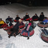 Scouts Christmas - Tubing 2017