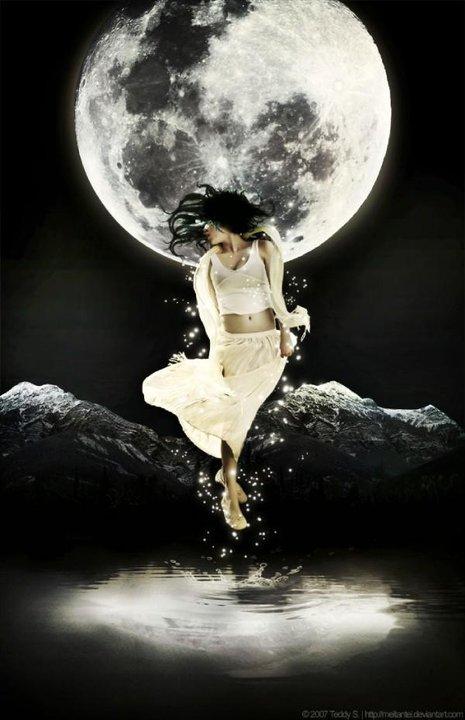 Moon Light And Magic, Moon Magic