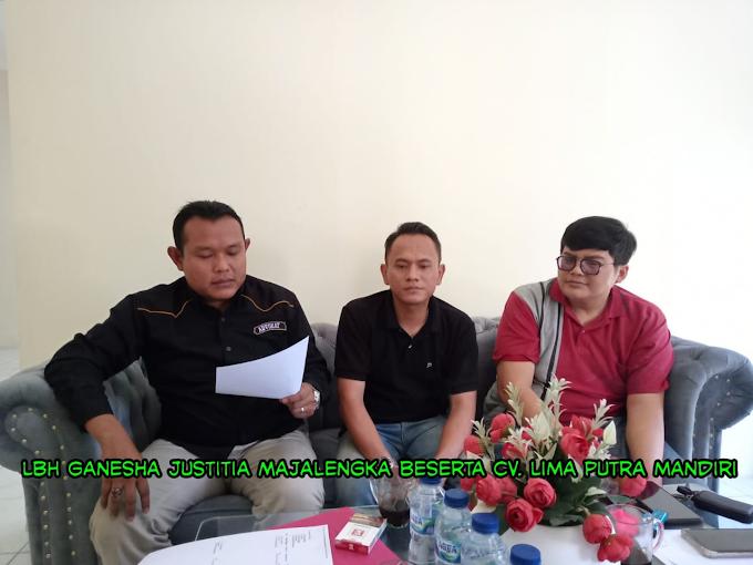 Proses Lelang Diduga  Ada Kong Kalikong Rekanan Gugat Pokja Pemilihan 89 Kabupaten Majalengka