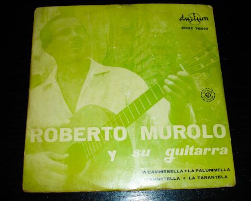 Roberto Murolo y su