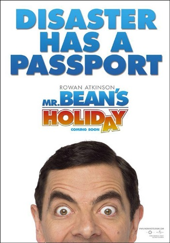 Mr Bean's Holiday [Latino]