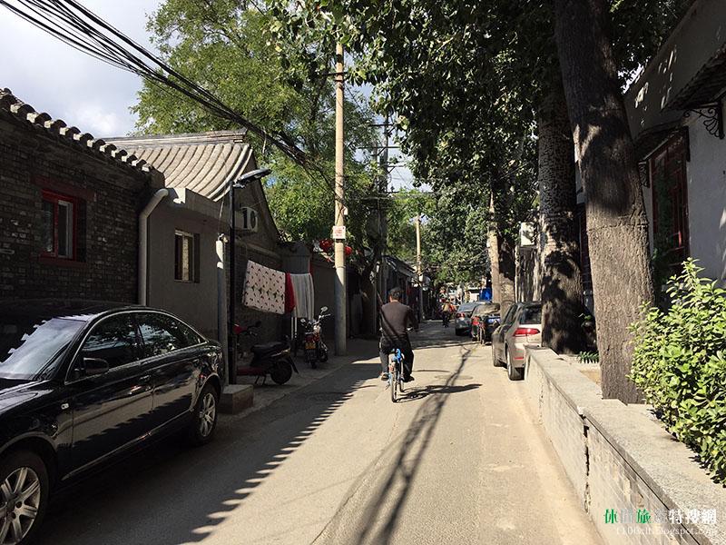 [中國.北京] 北京城景點巡禮:南鑼鼓巷/景山公園/紫禁城(故宮博物院)/鳥巢/水立方