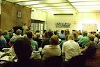 A full house for Michael Voris