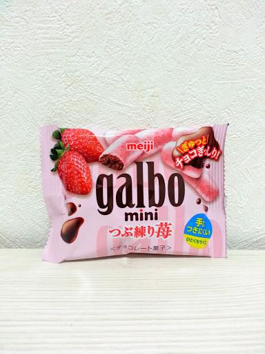 ガルボミニつぶ練り苺の写真