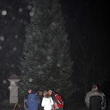 Rozsvěcení vánočního stromu 29.11.2008