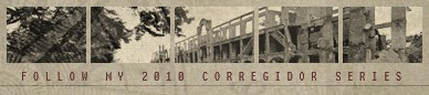 Follow my 2010 Corregidor Series