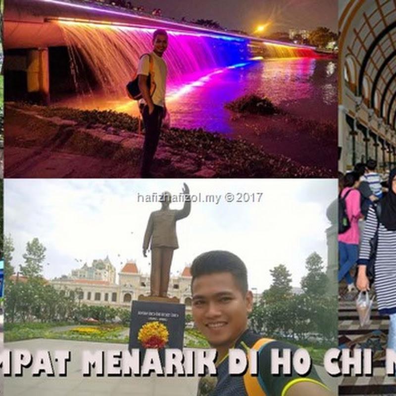 Percutian di Ho Chi Minh City, Vietnam (Part 2)
