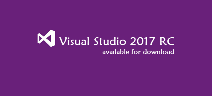 Download Visual Studio 2017 RC