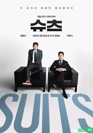 Phim Đấu Trí - Suits (2018)