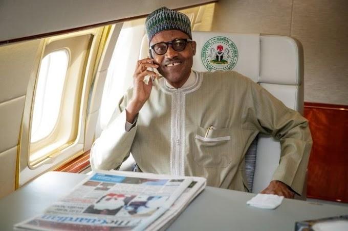 President Buhari Departs Nigeria For Makkah Saudi Arabia