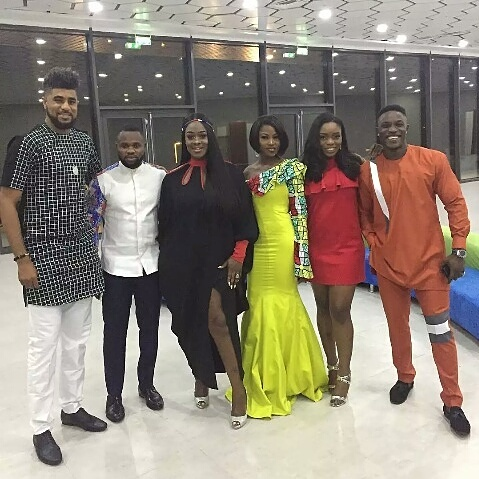 #BBNaija: Bisola Defends Debie Rise's Outfit To Cross River At 50 (Photos) IMG_20170527_234953_918