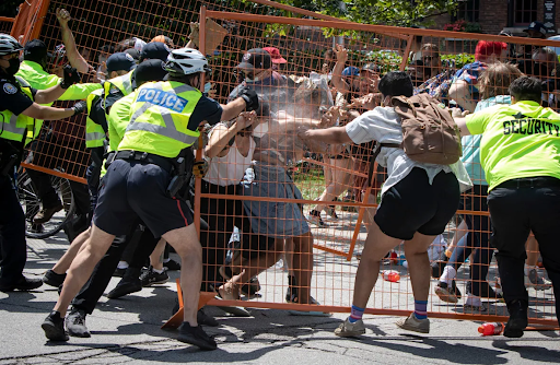 26 arrested at Toronto's Lamport Stadium park as city, police clear encampment