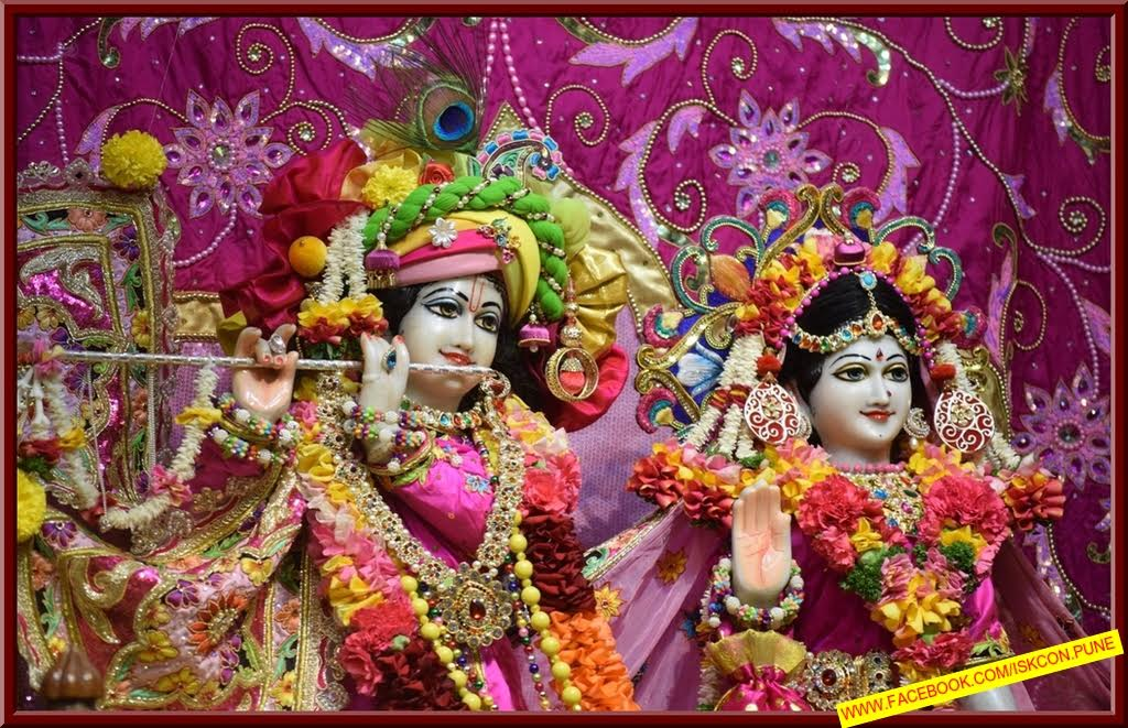 ISKCON Pune Camp Deity Darshan 09 Jan 2017 (8)