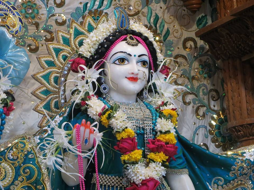 ISKCON Aravade Deity Darshan 12 Mar 2016 (1)