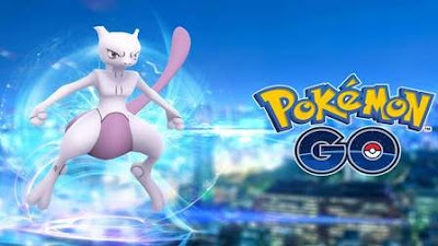Pokemon Legendaris Mewtwo balasannya bakal menampakkan diri di Pokemon Go Cara Mendapatkan Mewtwo di Pokemon Go
