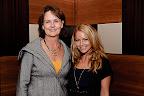 Julie Wilson and Becki Newton.