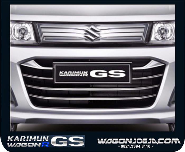 Gambar Eksterior Karimun Wagon R GS