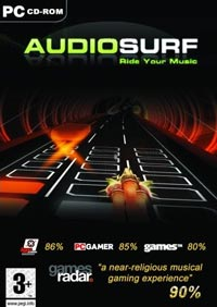 Audiosurf - Review-Cheats By Pauline Clay