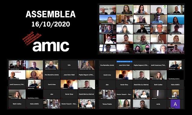 TOT OSONA ja forma part de l'Amic! Més de 60 empreses presents a la 23a assemblea de l'AMIC