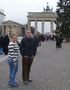the Brandenburg Gate, not to be confused with the Tannhauser one