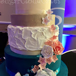 Teal and peach dummy cake 1.jpg