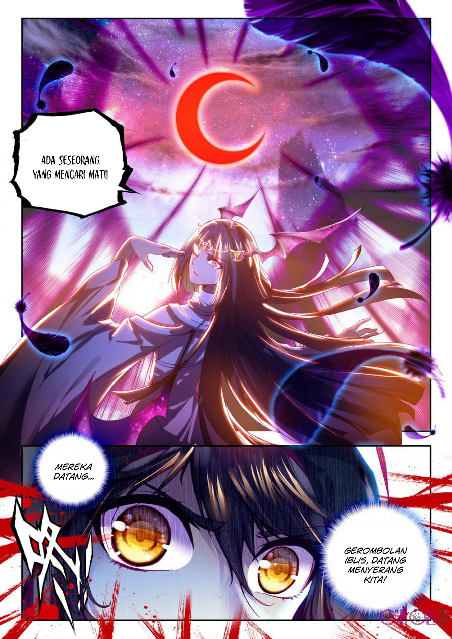 Baca Manga Shen Yin Wang Zuo Chapter 103 Komik Station