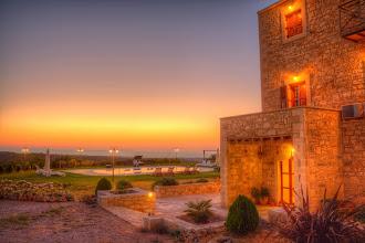 Photo: Holiday rental, vacations, family rentals, large groups, sea view, Rethymno, Villa Arodamos, located in Pikris, Rethymnon, Crete. More at www.villas.crete.pro