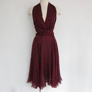 Gucci Lamé Dress
