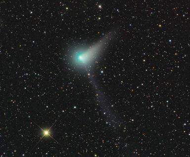 cometa Johnson