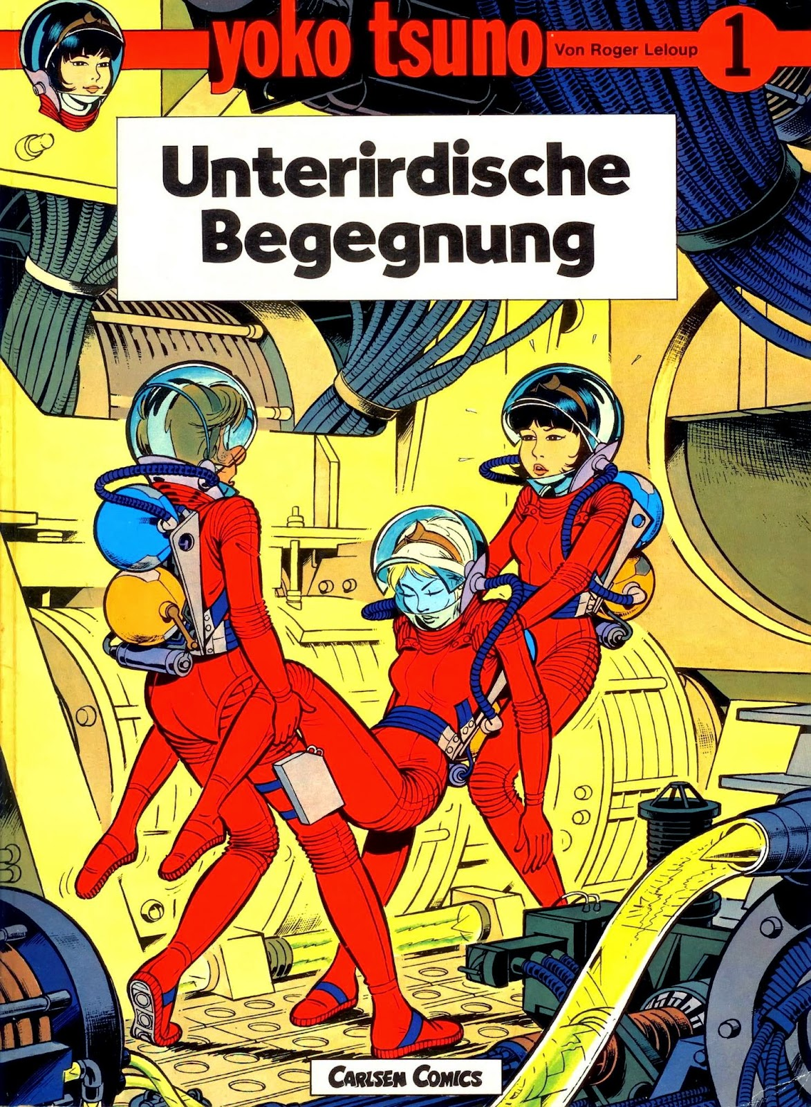Kablam 10 Awesome German Comic Books to Improve Your German