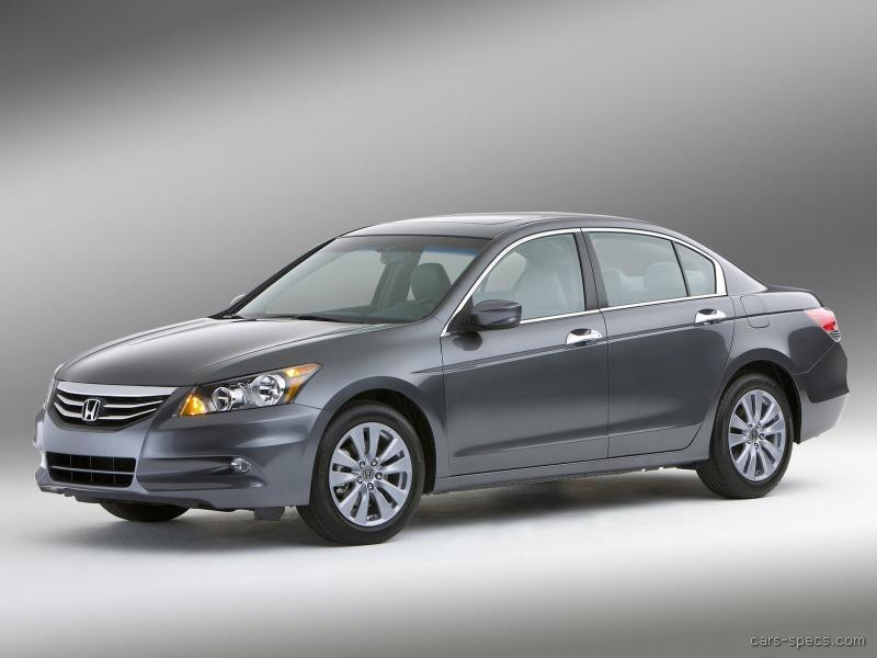 2008 Honda Accord Sedan Specifications Pictures Prices