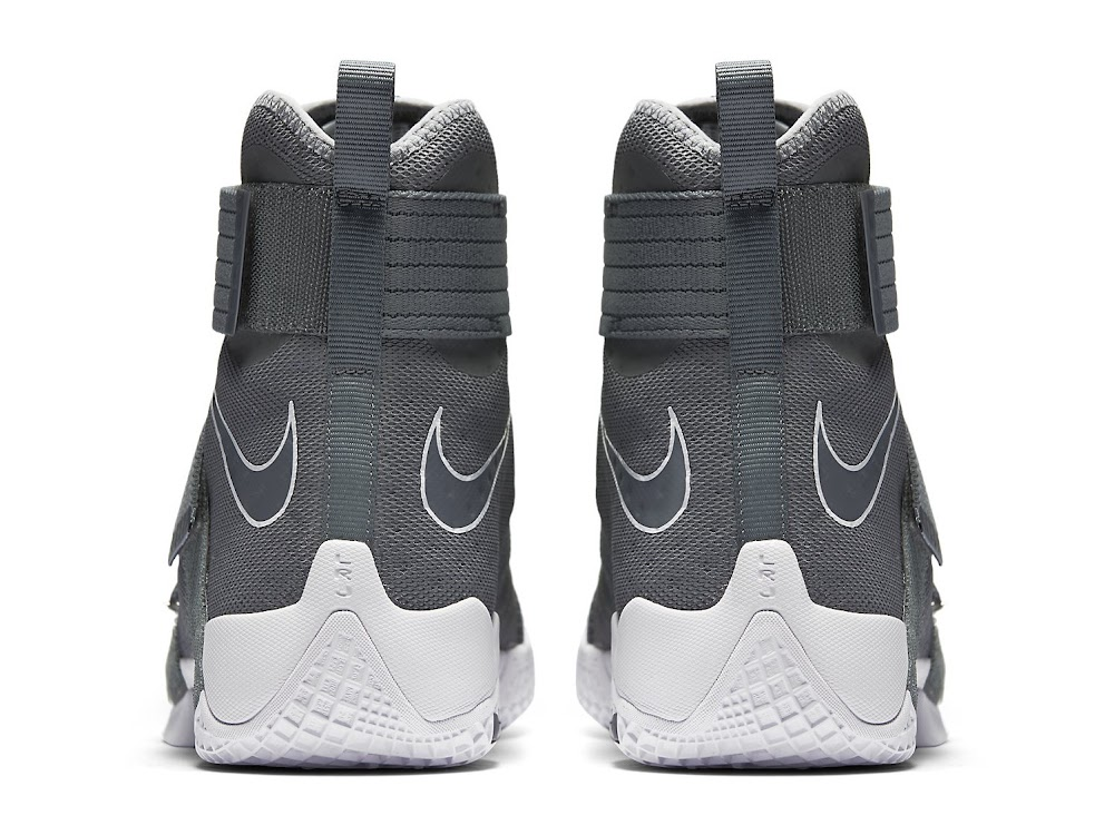 wholesale dealer 9d365 6bb23 ... usa first look at cool grey nike lebron soldier 10 e3640 bd3d3