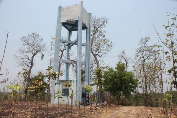 Air Bersih Pitu Ngawi sebelum puasa kemarin hingga saat ini total tidak berfungsi