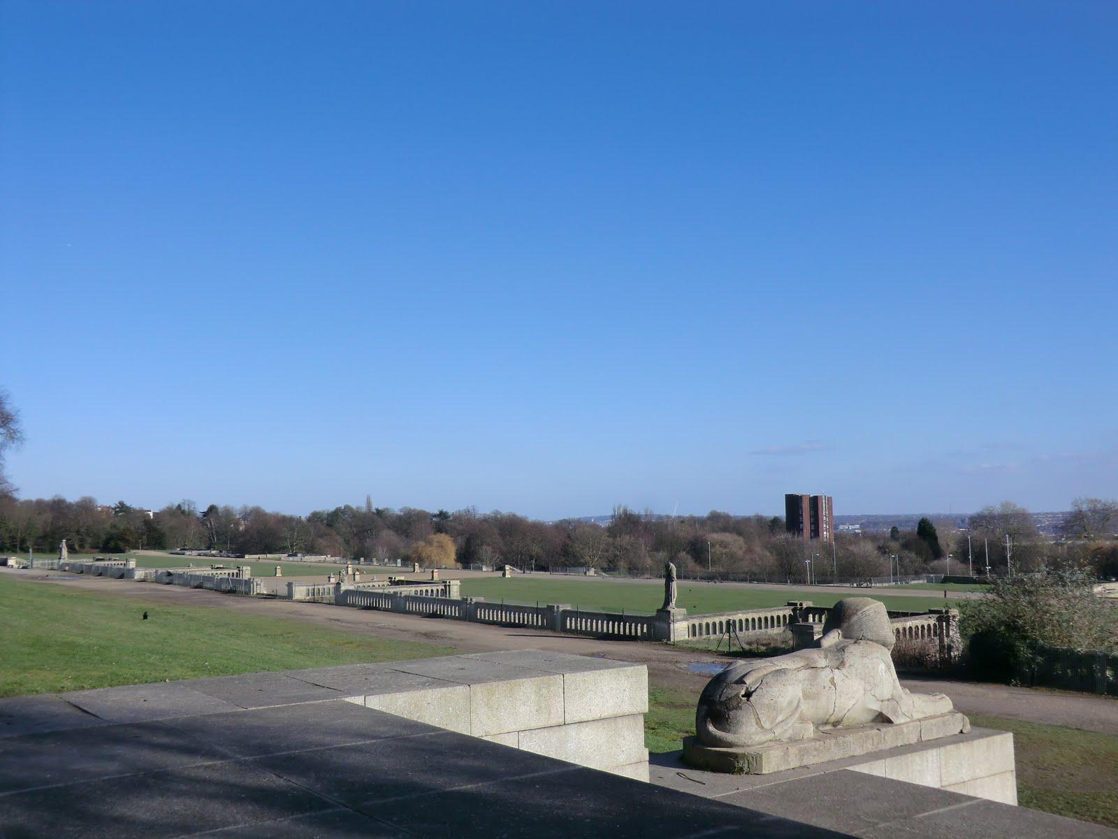 CIMG1545 Terraces, Crystal Palace Park