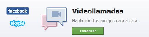 FacebookSkype Facebook ofrecerá videollamada y conversación en grupo