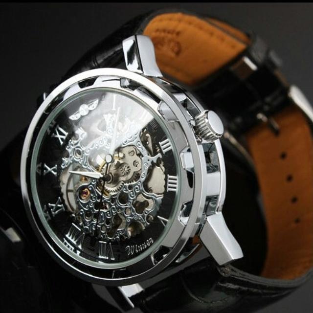 Jam Tangan Unik. Winner u8018 Otomatis 2c2fb8109a